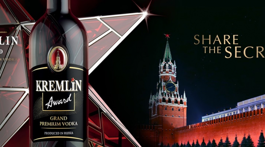 Vodka Kremlin Awards