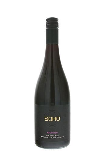 Soho Havana Pinot Noir