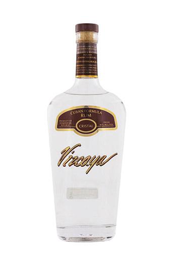 Vizcaya Rum Cristal Light