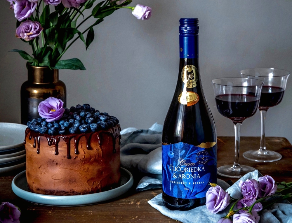 Miluron Rakytníkové víno