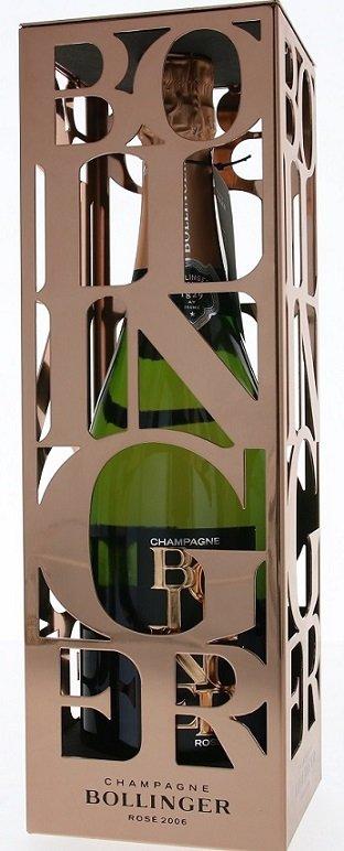 Champagne Bollinger Rosé Brut Limited edition  2006
