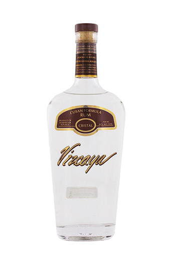 Vizcaya Rum Cristal Light